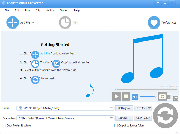 Faasoft Audio Converter Full