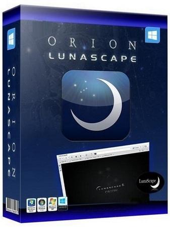 LunaScape Orion Full indir