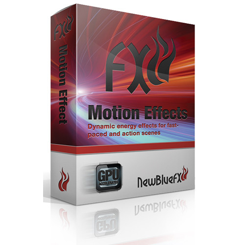 NewBlue Motion Effects Full