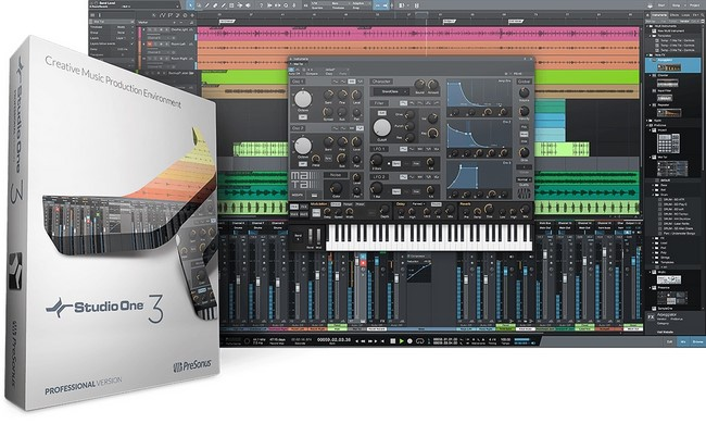 PreSonus Studio One Pro Full indir
