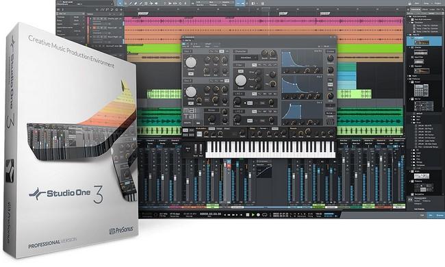 PreSonus Studio One Pro Full indir