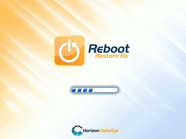 Reboot Restore Rx indir
