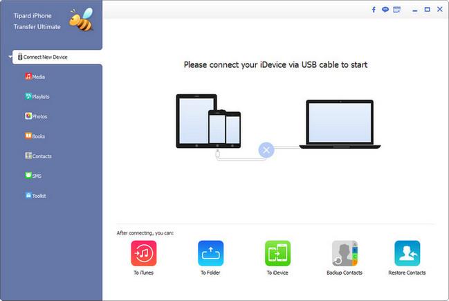 Tipard iPhone Transfer Ultimate Full