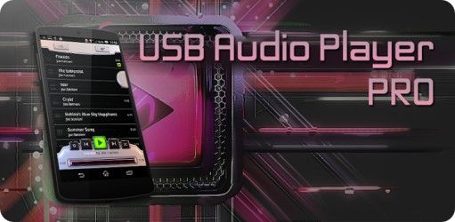 USB Audio Player PRO Apk indir