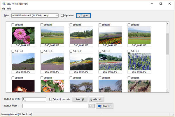 eWorld Easy Photo Recovery Full