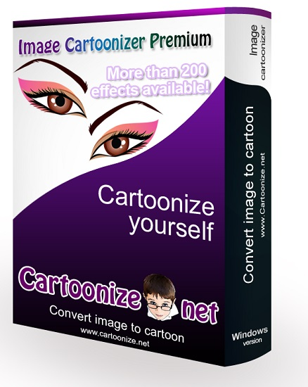 image Cartoonizer Premium Full