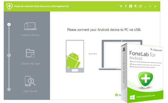 Aiseesoft FoneLab for Android indir