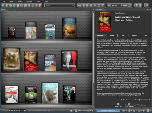 Alfa eBooks Manager Premium Full
