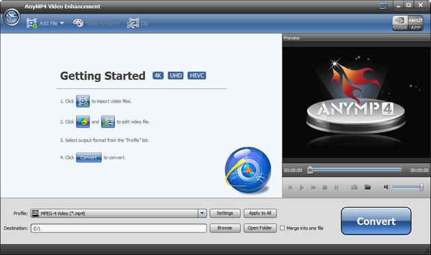AnyMP Video Enhancement Full indir