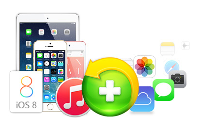 AnyMP iPhone Data Recovery Full