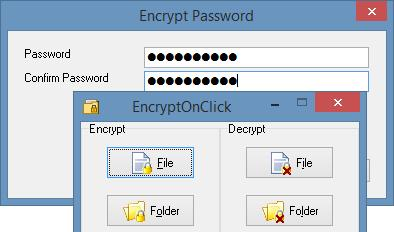 EncryptOnClick Full