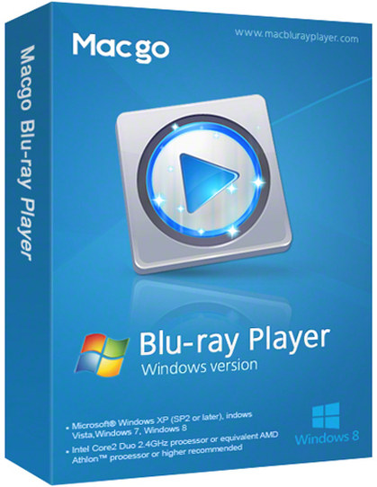 Macgo Windows Blu-ray Player Full