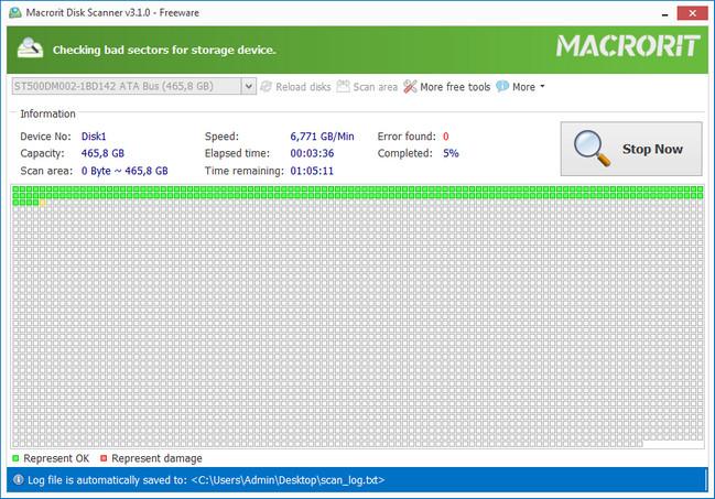Macrorit Disk Scanner Full