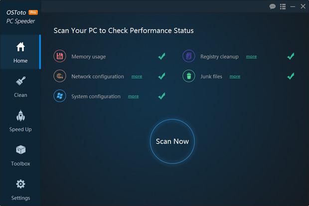 OSToto PC Speeder Full