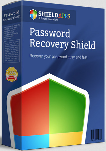 Password Recovery Shield Premium Full indir