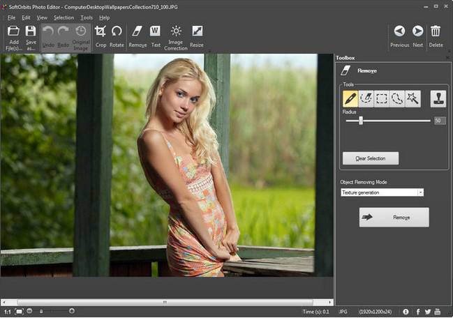 SoftOrbits Photo Editor Full
