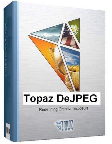 Topaz DeJPEG Full