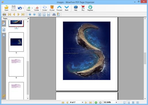 WowTron PDF Page Organizer Full