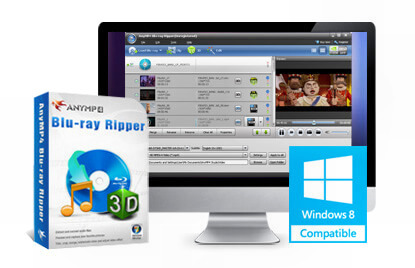 AnyMP4 Blu-ray Ripper Full