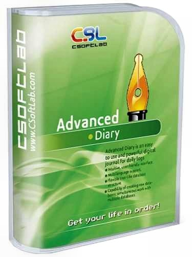 CSoftLab Advanced Diary Full