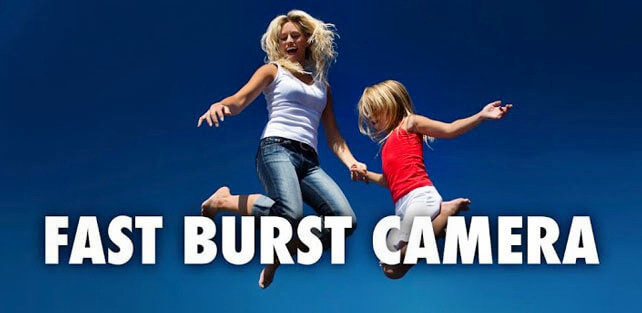 Fast Burst Camera Full Apk