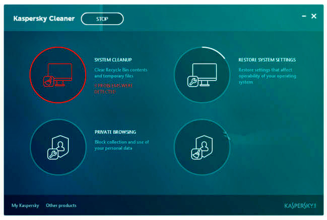 Kaspersky Cleaner Full