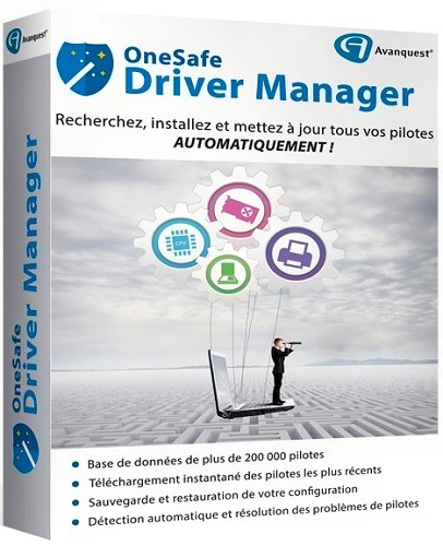 OneSafe Driver Manager Full