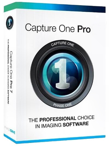 PhaseOne Capture One Pro Full