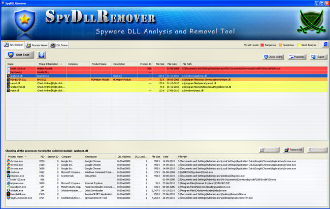 Spy DLL Remover Full