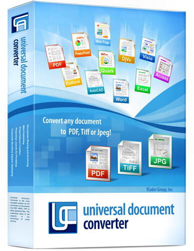 Universal Document Converter Full
