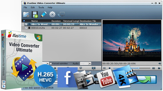 iFastime Video Converter Ultimate Full
