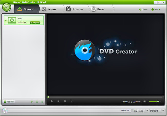iSkysoft DVD Creator Full