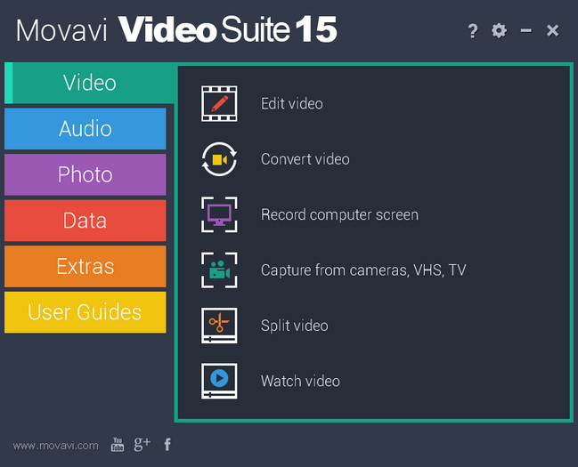 Movavi Video Suite Full