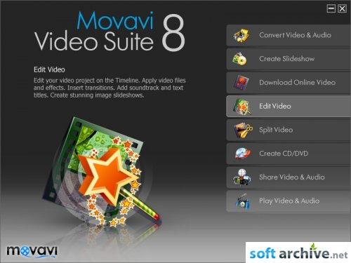 Movavi VideoSuite Full