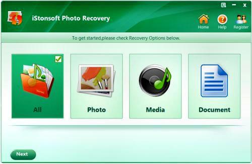 iStonsoft Photo Recovery Full indir