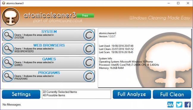 AtomicCleaner3 Full