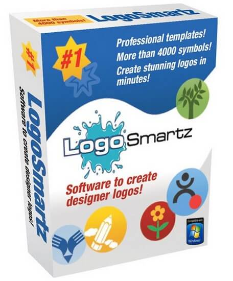 LogoSmartz Logo Maker Software Full