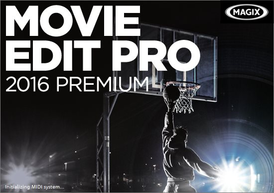 MAGIX Movie Edit Pro Full