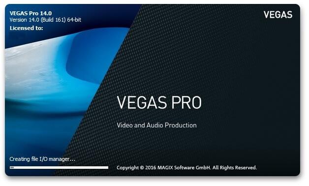 MAGIX Vegas Pro Full
