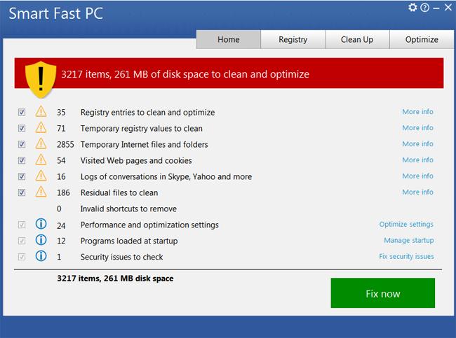 Smart Fast PC Full