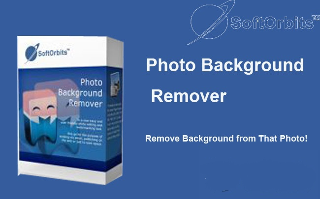 Softorbits Photo Background Remover Full