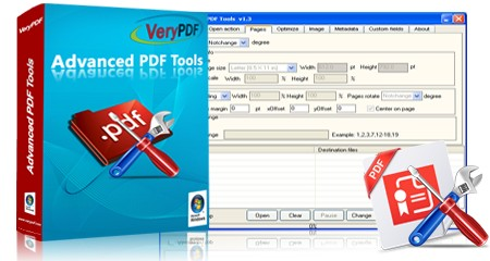 VeryPDF Advanced PDF Tools Full