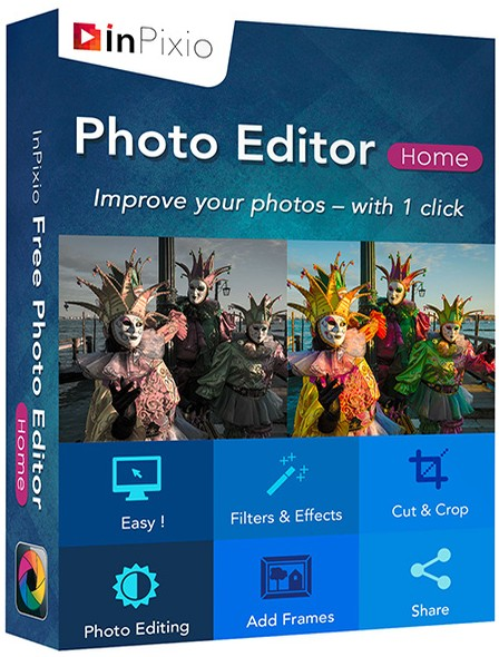 InPixio Photo Editor Full