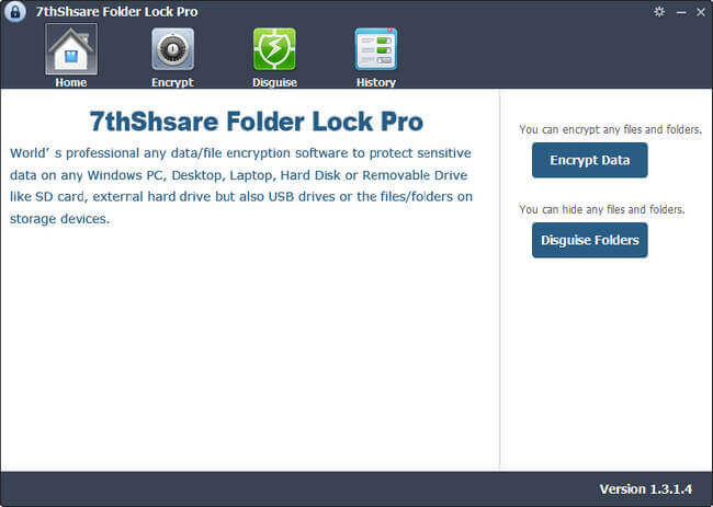 7thShare Folder Lock Pro Full