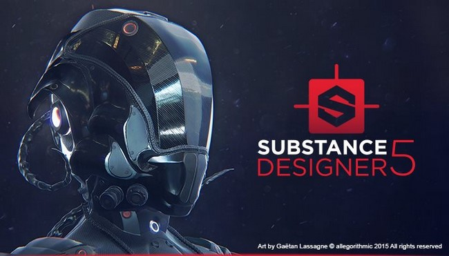 Allegorithmic Substance Designer Full