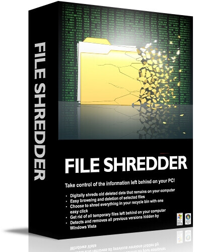 Alternate File Shredder Full