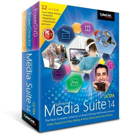 CyberLink Media Suite 14 Ultra Full