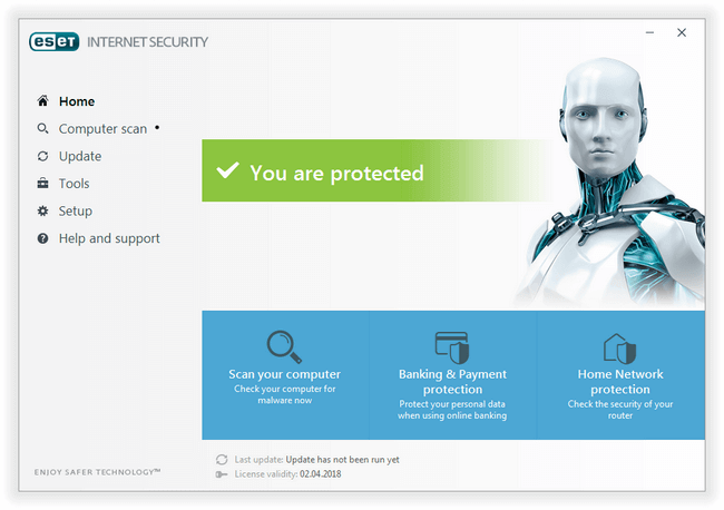 ESET Internet Security Türkçe Full