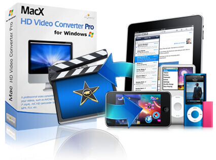 MacX HD Video Converter Pro Full