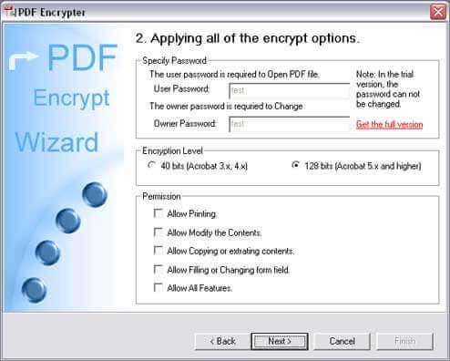 PDF Encrypter Full